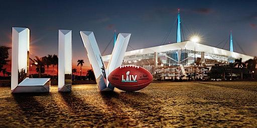 Super Bowl LIV  PARTY