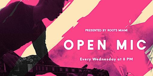 Miami Open Mic | Roots Miami Kava Bar