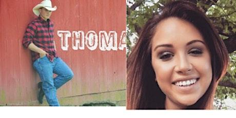 Thomas Mac with Alexandra Kay tickets