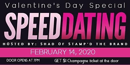 Valentines day Speed Dating at 201 Tapas Lounge