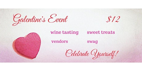 Galentine's Shopping and Wine Event tickets