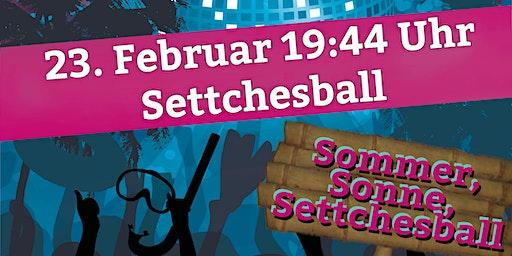 Settchesball 2020