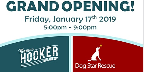 Dog Star Indoor Dog Park Grand Opening tickets