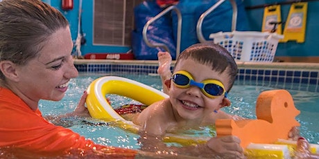 Family Swim at Goldfish Swim School in Burlington with The Oakville Parent tickets