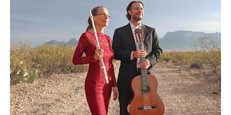 Folias Duo at Conaway/Ross Residence in Ashland WSG Grant Ruiz tickets