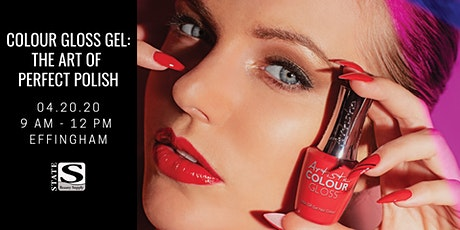 Colour Gloss Gel: The Art of Perfect Polish tickets