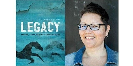 RISE Book Club - LEGACY by Suzanne Methot tickets