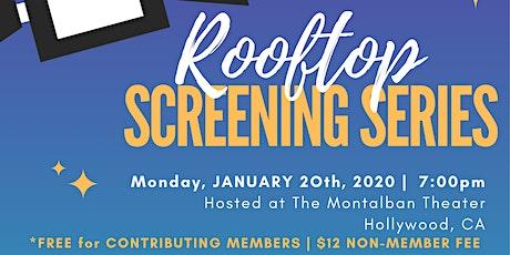 Nosotros Rooftop Mixers & Screening Series tickets