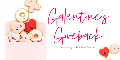 Galentines Giveback Day