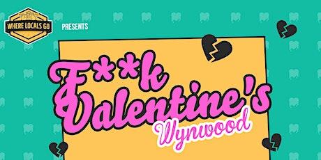 F**K Valentine's Bar Crawl - Wynwood tickets