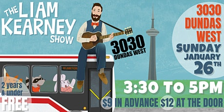 The Liam Kearney Show at 3030 tickets