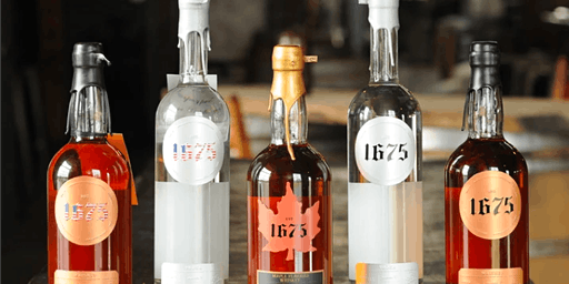 Cocktail Class with 1675 Spirits at Mechanic Street Station