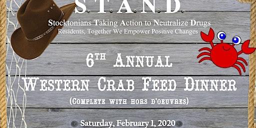 6th Annual Western Crab Feed