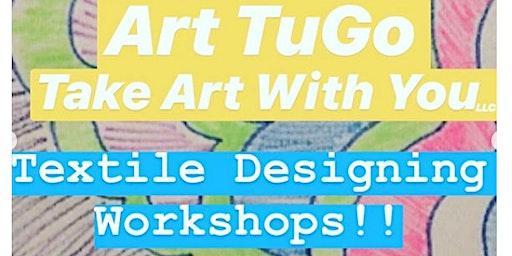Clutch Textile Design Workshop!