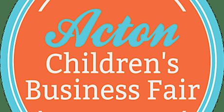 Acton Children's Business Fair Frisco tickets