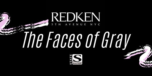 Redken The Faces of Gray