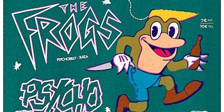 The Frogs + Psycho Tendencies en Barcelona entradas