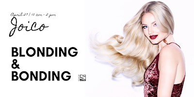 Joico Blonding and Bonding