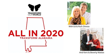 TRANSFORM OUR WORLD REGIONAL CONFERENCE, ALABAMA tickets