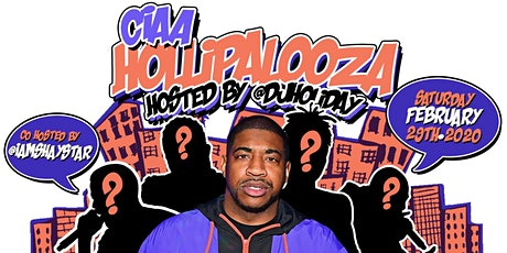 CIAA Hollipalooza 2020 Hosted By DJ Holiday & Friends tickets