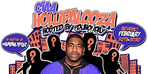 CIAA Hollipalooza 2020 Hosted By DJ Holiday & Friends