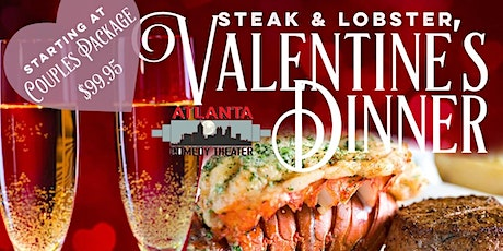 VALENTINES:LOVER'S NIGHT & COMEDY tickets