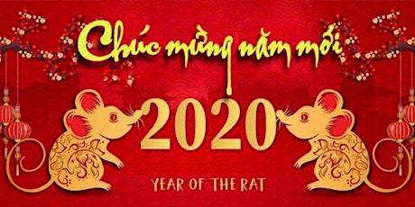 Vietnamese Lunar New Year Feast and Sake Pairing Dinner-NO SAKE tickets