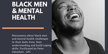 Black Men & Mental Health  tickets