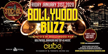 BOLLYWOOD BUZZ tickets