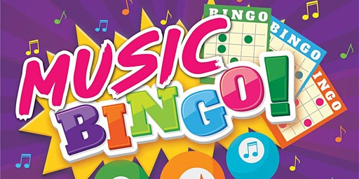 Music Bingo Mash-Up with D.J. Nance
