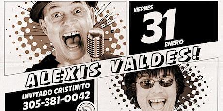 Alexis Valdes / Noche de Comedia tickets