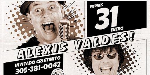 Alexis Valdes / Noche de Comedia
