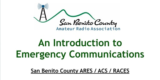 An Introduction to Emergency Communications