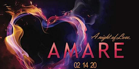 AMARE - A night of Love tickets