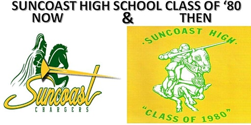 Suncoast High School Class Of '80 - 40 Year Reunion
