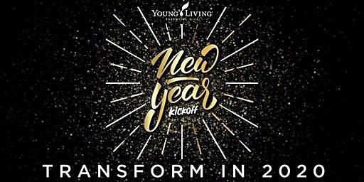 Young Living's New Year Kickoff Rally!!