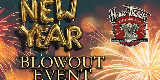 New Year Blowout!