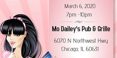 Mo Dailey's March Sip N Shop tickets