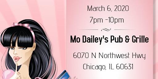 Mo Dailey's March Sip N Shop