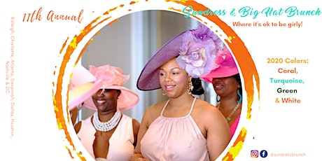 Sundress and Big Hat Brunch 2020 Charlotte, NC tickets