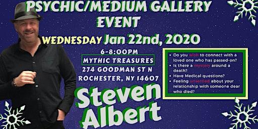Steven Albert: Psychic Gallery Event - Mythic Treasures 1/22