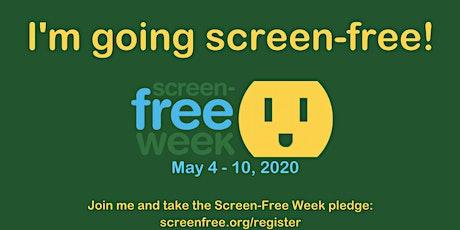 Get Ready Edmonton for a Screen Free Week tickets