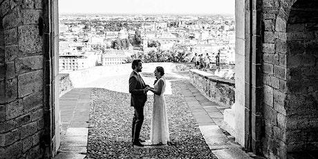 Matrimonio Alan e Fernanda biglietti