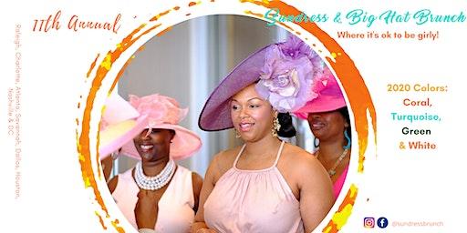 Sundress and Big Hat Brunch 2020 Savannah,GA