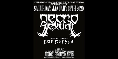 Philadelphia Tattoo Convention After Party tickets