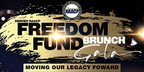 NAACP Denver 2020  Freedom Fund Brunch tickets