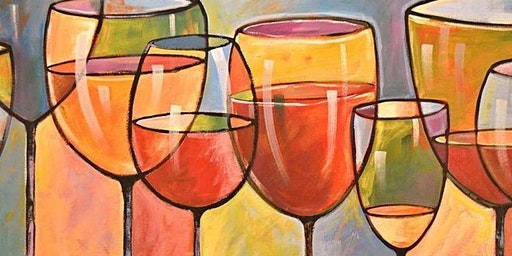 Paint and Sip - Sponsored by the Annapolis Sons an