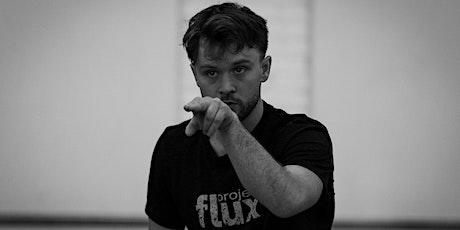 project: flux community class w/ Evan Stevens tickets
