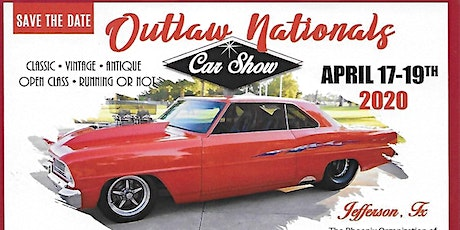 2020 Outlaw Nationals Car Show tickets