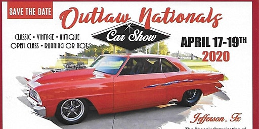2020 Outlaw Nationals Car Show